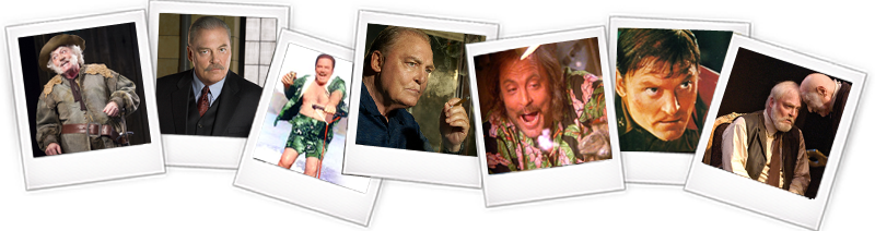 Stacy Keach: Actor, Producer, Writer & Director